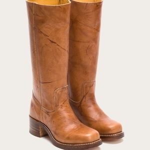 Frye Shoes - Frye Campus Boot, Women's 8